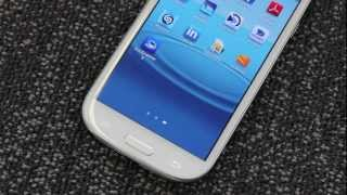 DocScanner S for Android - Demo with Samsung Galaxy S III