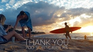 700 SUBSCRIBERS - Thank you for supporting Nomadic Gear!