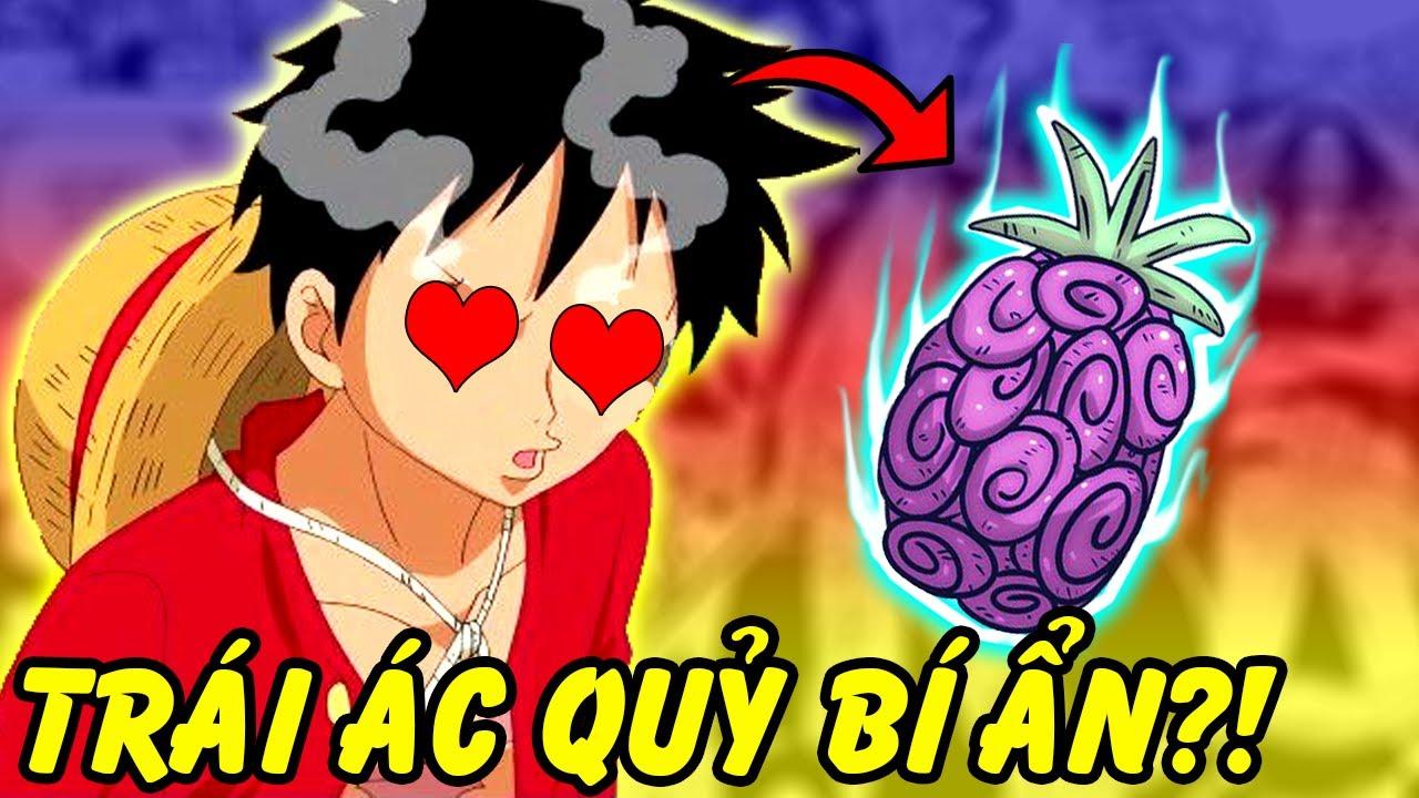 Những Trái Ác Quỷ Bí Ẩn Chưa Từng Biết Tên Từng Xuất Hiện Trong One Piece.