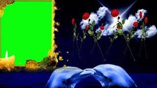 Wedding green screen effect background | shaadi green screen background frame.