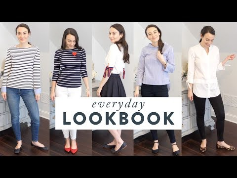 EVERYDAY LOOKBOOK | Carly's Outfit Inspiration
