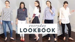 EVERYDAY LOOKBOOK | Carly