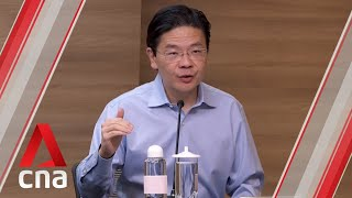 Expect Singapore's COVID-19 cases to remain high while all migrant workers are tested: Lawrence Wong