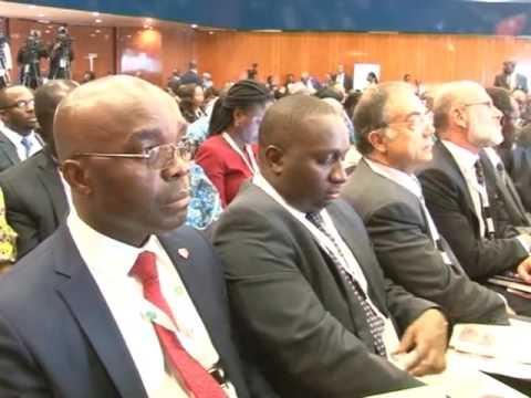 Vice President Osinbajo at NES Round Table.