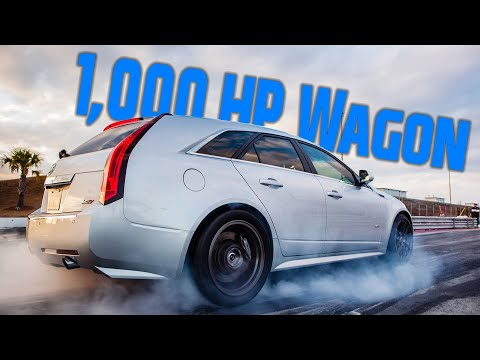 10 Of Fastest And Most Interesting Super Wagons