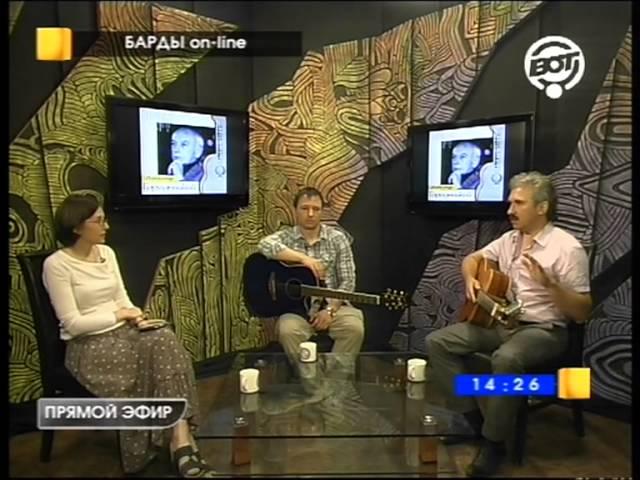 Вадим Елисеев и Александр Кузьминов на телеканале ВОТ