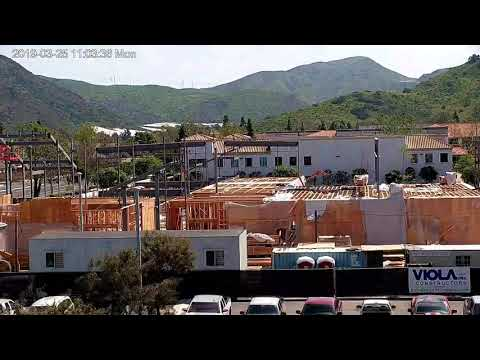 Time Lapse Construction - VCOE Mary Samples Center / Triton Academy