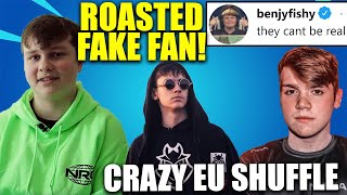 Benjyfishy EXPOSES Twitter Kid! Mongraal Trio SPLIT! Benjy & Savage Drop Letshe? PS5 GIVEAWAY!