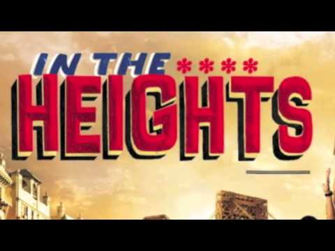 Champagne - In The Heights Backing Track