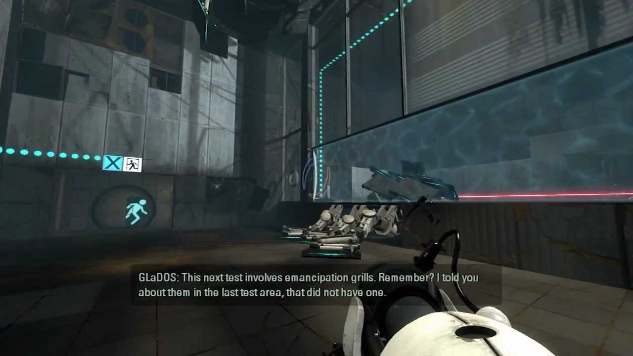 Portal 2: GLaDOS quote...