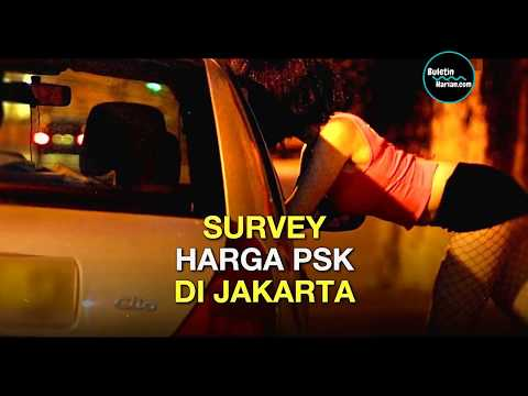 Tarif PSK di Kota Jakarta