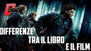 Harry Potter e i Doni della Morte Parte 1 Differenze tra il film e il libro