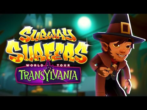 ​ Subway Surfers World Tour - Transylvania Trailer