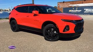 2019 Chevrolet Blazer: First Drive — Cars.com