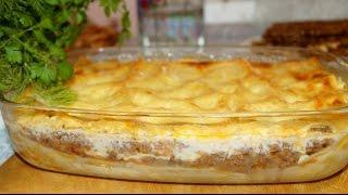 Лазанья / Итальянское блюдо