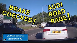UK Dash Cameras - Compilation 38 - 2018 Bad Drivers, Crashes + Close Calls