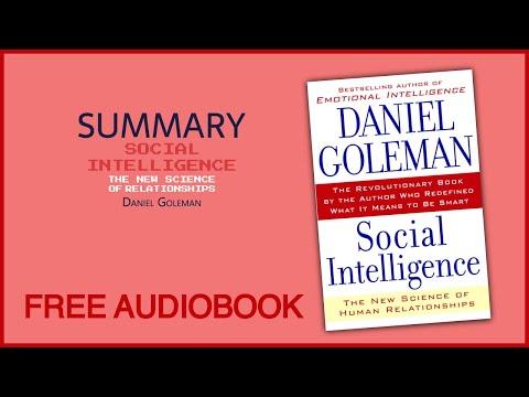 Social Intelligence By Daniel Goleman | Summary | Free Audiobook