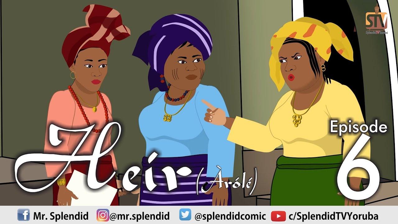 Download HEIR (AROLE) EP 6 (Mama Bomboy) (Splendid TV) (Splendid Cartoon)