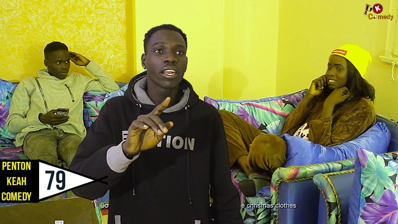 Download In The Christmas - Penton Keah Comedy   Episode 79