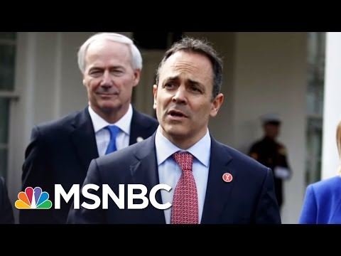 Medicaid 'Rewards': Kentucky's Devolution On Healthcare | AM Joy | MSNBC