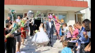 Свадьба Ольги и Андрея. Любань, 2012 год.