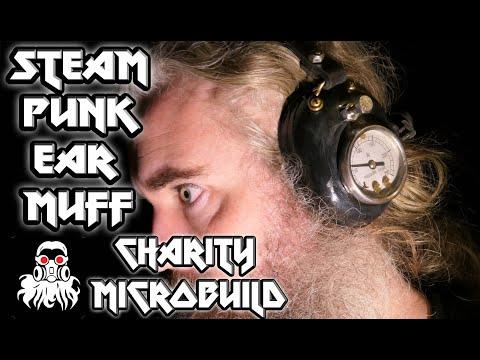 Charity Microbuild: SteamPunk Ear Muffs