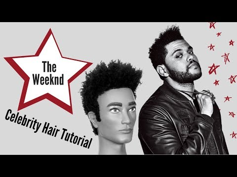 The Weeknd Haircut Tutorial - TheSalonGuy