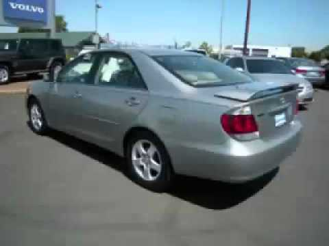 2006 toyota camry in eugene or youtube. Black Bedroom Furniture Sets. Home Design Ideas
