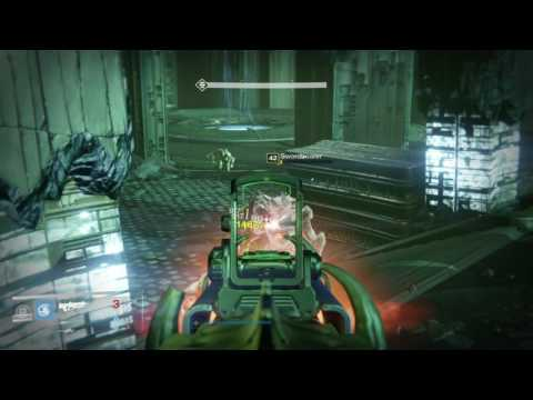 Solo FULL RAID Crota's End 390 Light