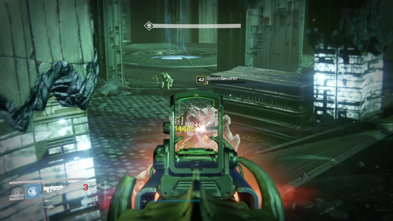 Destiny how many lamps are in crotas end - Solo Full Raid Crota S End 390 Light