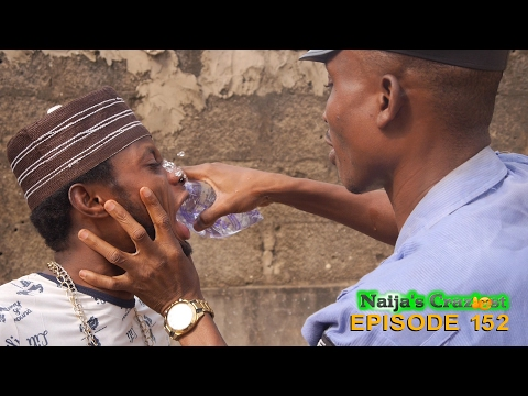 Video(skit): Naijas Craziest - Drink Water And Piss