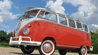 1961 23-Window VW Bus for Sale: Check out the Amazing Resto!