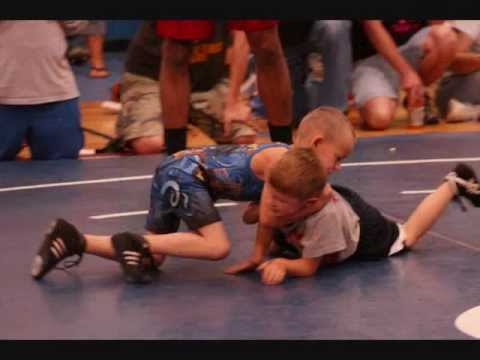 KALEB EDEN 6 YEAR OLD WRESTLER WITH A 67 AND 16 RECORD