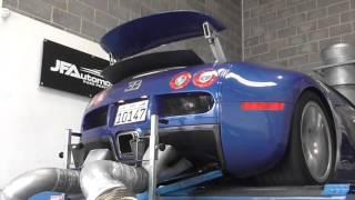 Oakley Design Bugatti Veyron LOUD Dyno
