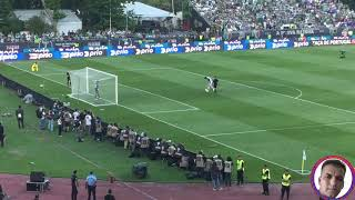 Orgulho do Pepe sai caro na final da taça   Sporting vs FC Porto final 2019 pênalti falhado de Pepe