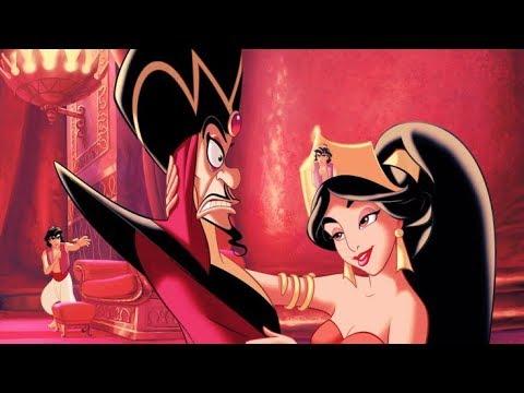 Aladdin- Jasmine kisses Jafar- Fandub