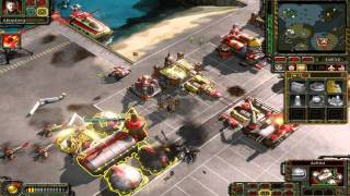 Command and Conquer Red Alert 3 Soviet last mission
