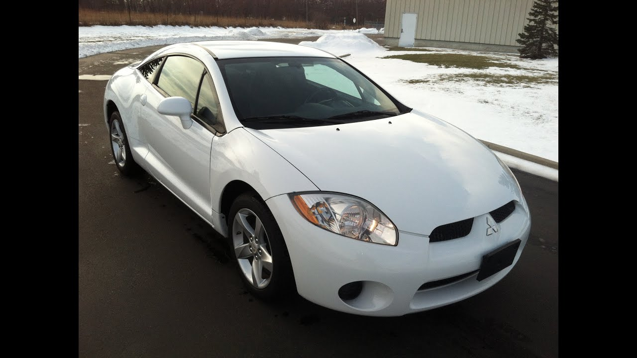 2008 Mitsubishi Eclipse GS - YouTube