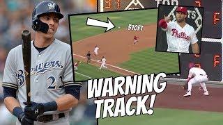 Bryce Harper WARNING TRACK Throw!? Christian Yelich Makes History (MLB Recap)