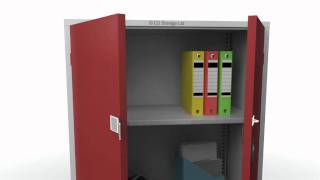 Small Security Cupboard