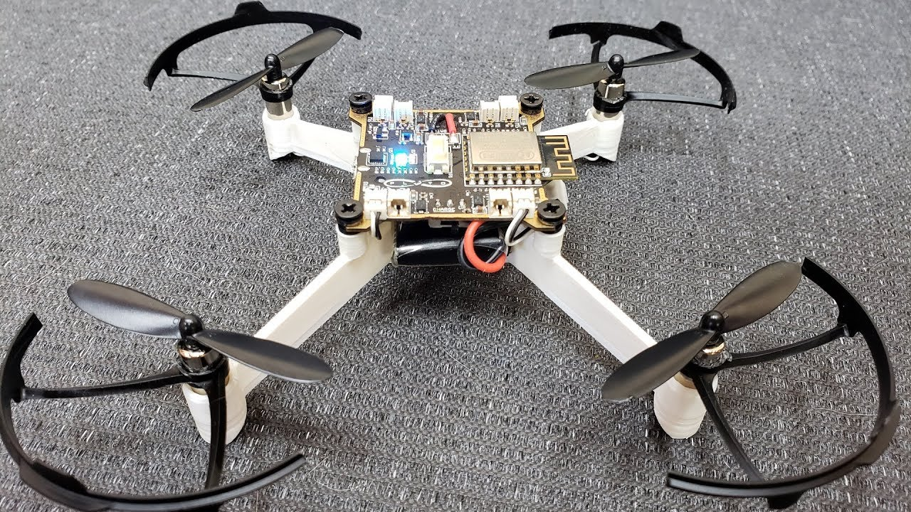 Checking out the PlutoX, a programmable drone