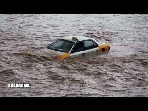 Africa NEWS | Accra Ghana Has Devastating Floods