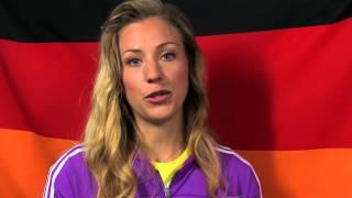 Angelique Kerber - Germany   Tennis Player   London 2012 Olympics
