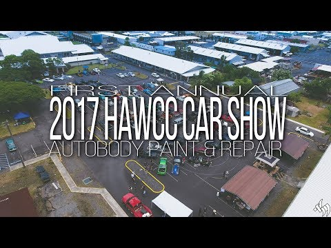 First Annual Hawaii Community College Car show - Hilo, Hawaii