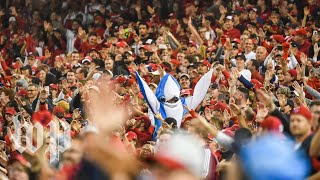 How 'Baby Shark' became the Washington Nationals' unofficial anthem