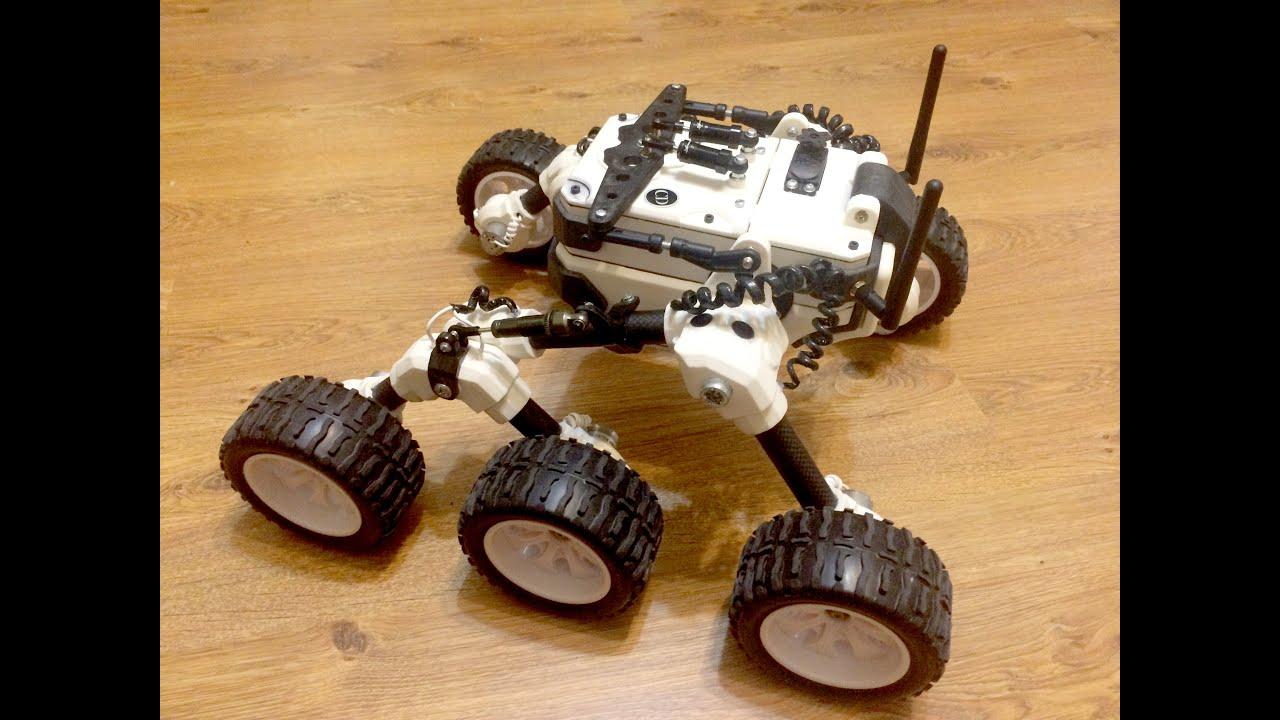 mars rover arduino - photo #11