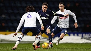 SHORT MATCH HIGHLIGHTS | Preston North End 0-0 Derby County
