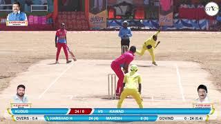 6 BALL 6 SIX HONDO (KUDUS) AT KHASDAR CHASHAK 2019 - ANJUR (BHIWANDI) # DAY 4