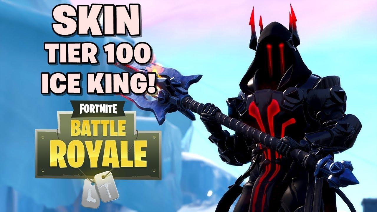 Skin Tier 100 Ice King Bro Fortnite Battle Royale Indonesia