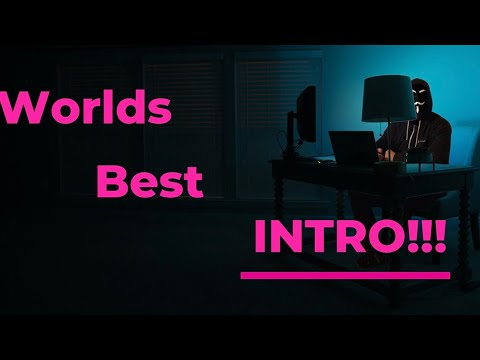 My first Intro!